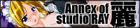 Annex of studio RAY banner